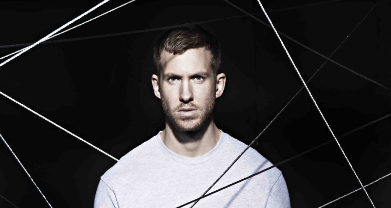 Calvin Harris Press